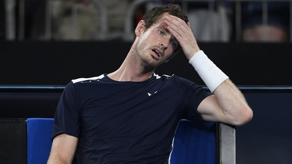 Andy Murray koronavirüse yakalandı