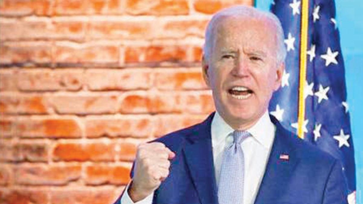 Başkomutanımız Joe Biden