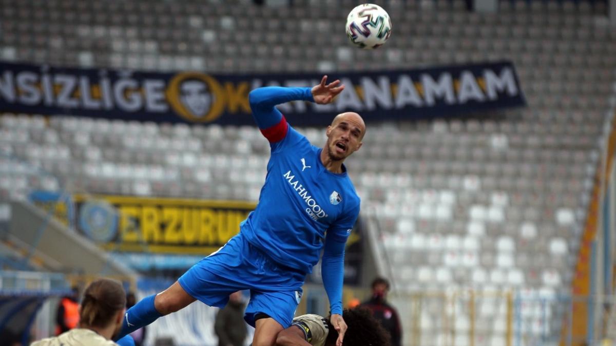 BB. Erzurumspor'da Obertan 6-8 hafta, Boumal ise 10 gün forma giyemeyecek