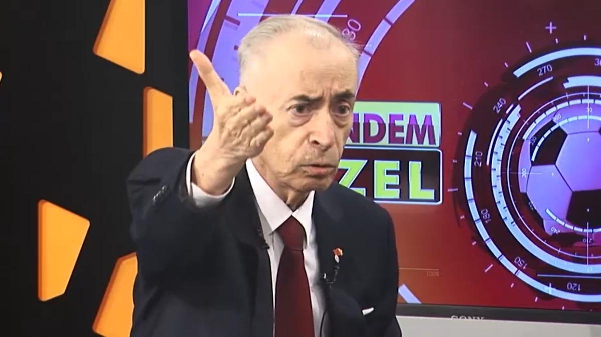 Son dakika! Mustafa Cengiz, Fatih Terim'i açıkladı: Hocamızla derdimiz yok