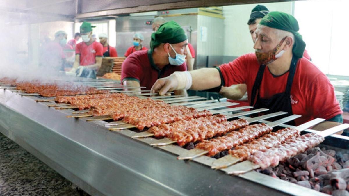 Dünyanın en iyi ikinci geleneksel yemeği Adana kebap! Birinci Margherita Pizza