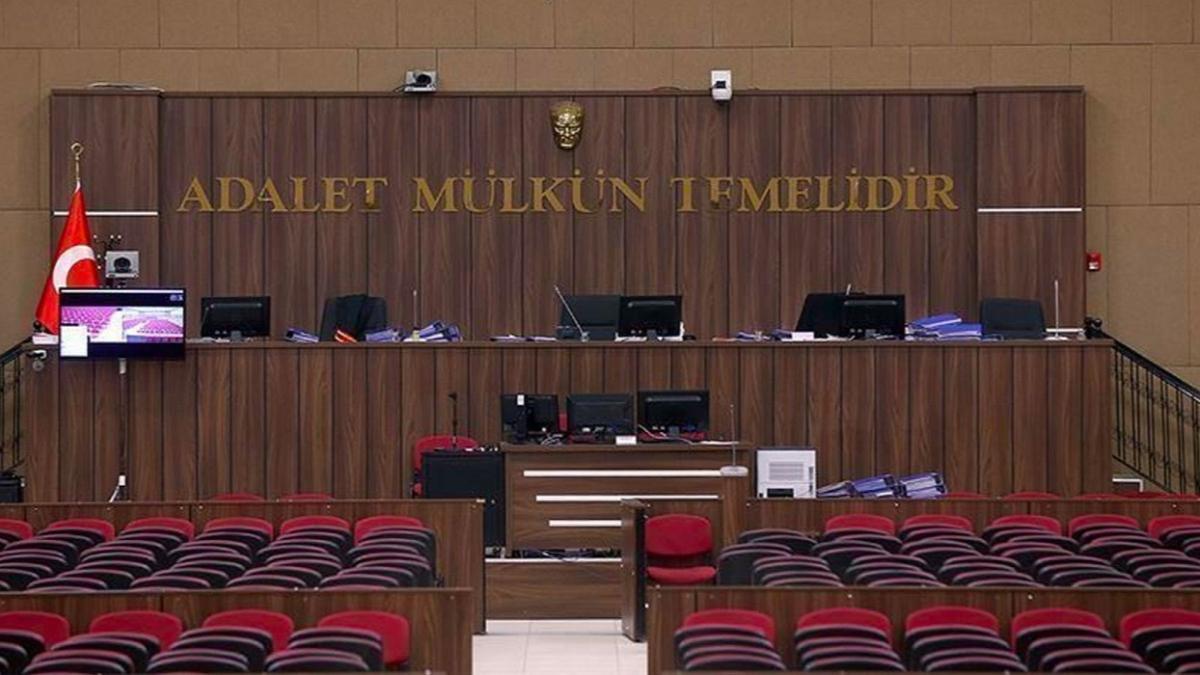 FETÖ'cü eski askeri hakime 8 yıl 1 ay hapis cezası