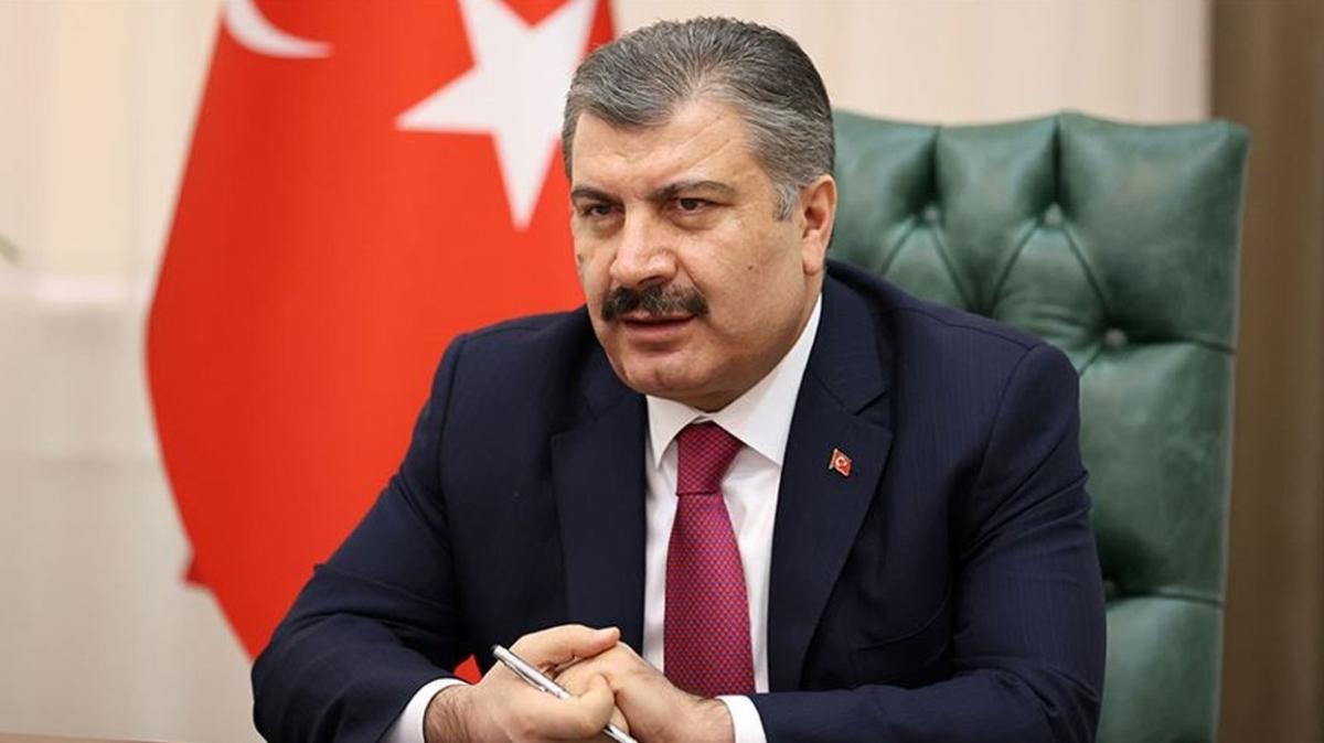 Sağlık Bakanı Koca'dan aşı daveti