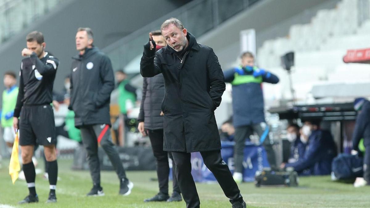 Sergen Yalçın'dan Galatasaray ve transfer açıklaması