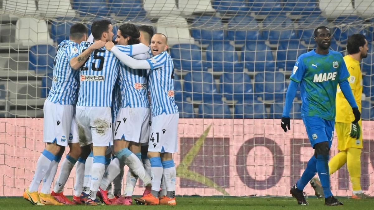 SPAL İtalya Kupası çeyrek finalinde Juventus'un rakibi oldu