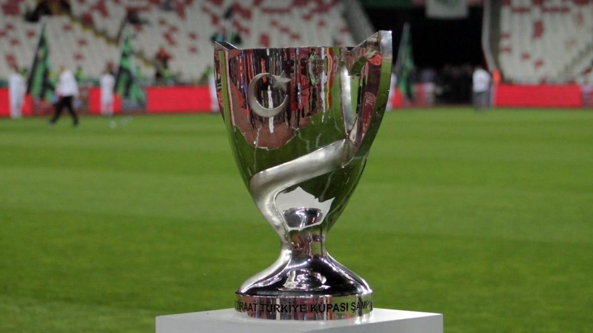 Ziraat Türkiye Kupası'nda kuralar yarın çekilecek