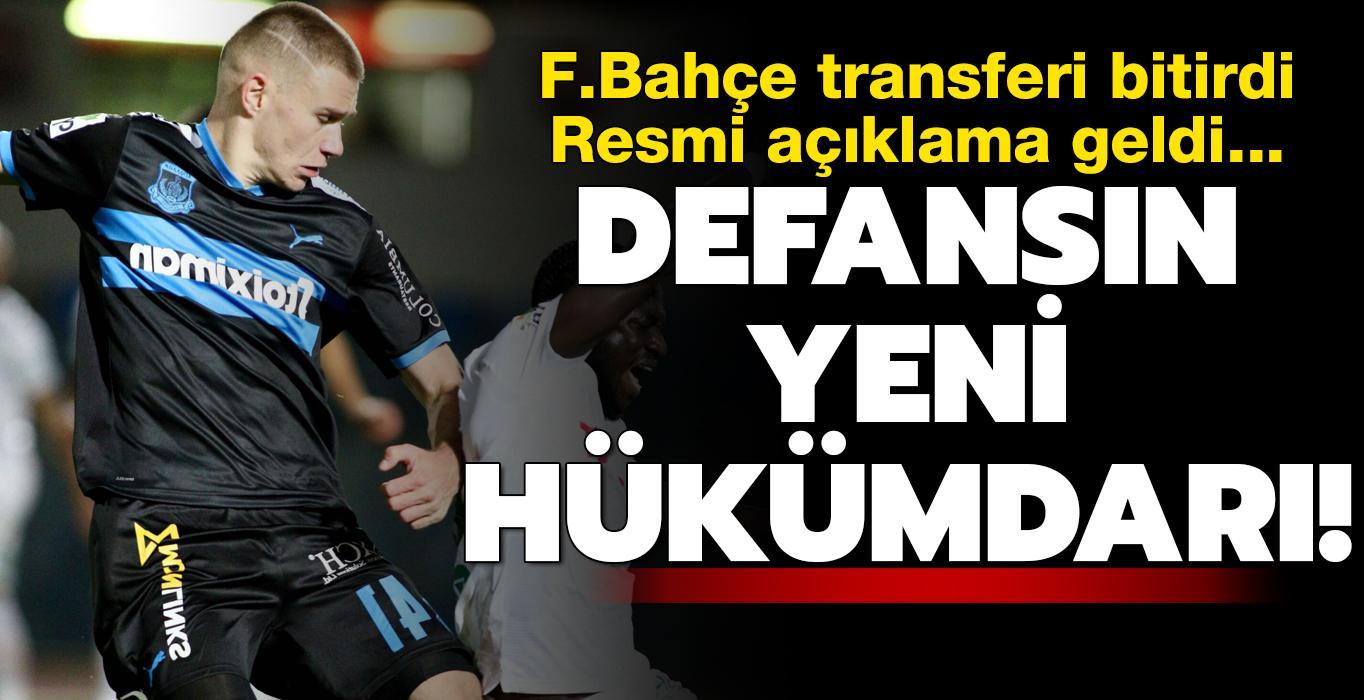 Atilla Szalai Fenerbahçe'de