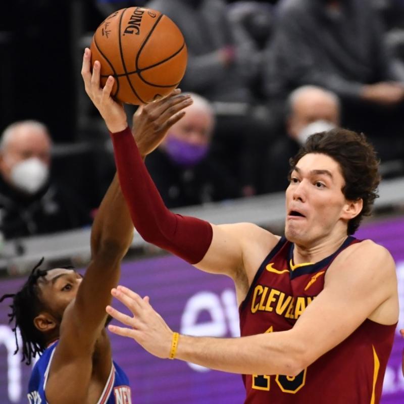 Cedi Osman'ın 25 sayısı Cleveland Cavaliers'a galibiyeti getirdi