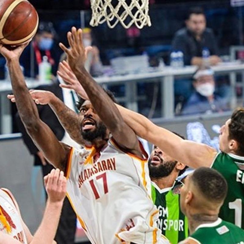 Galatasaray Ormanspor'u geri dönüşe imza atarak kazandı