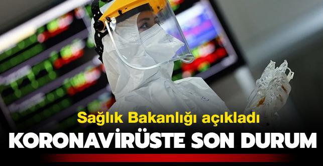 Sağlık Bakanlığı açıkladı... İşte 16 Ocak koronavirüs tablosu
