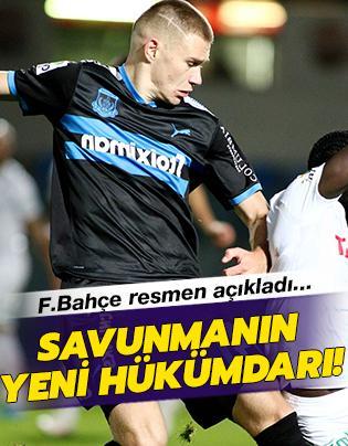 Attila Szalai Fenerbahçe'de