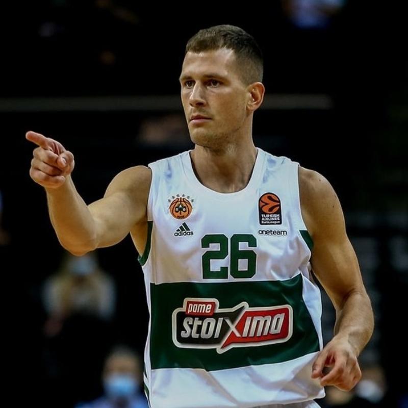 THY Avrupa Ligi'nde haftanın MVP'si Nemanja Nedovic