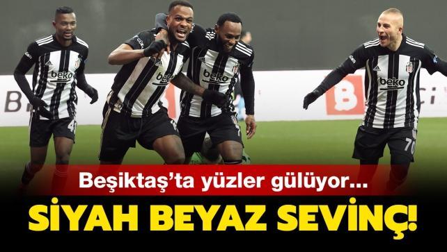 Fenerbahçe'nin ardından Galatasaray... Beşiktaş'ta yüzler gülüyor