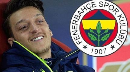 Mesut Özil'in İstanbul'a geliş saati belli oldu