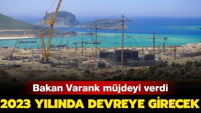 Bakan Varank müjdeyi verdi: 2023 yılında devreye girecek