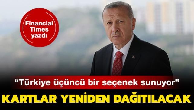 Bölgede kartlar yeniden dağıtılacak: Türkiye üçüncü bir seçenek sunuyor