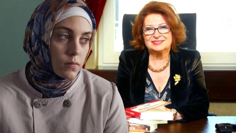 Gülseren Budayıcıoğlu'ndan şaşırtan 'Bir Başkadır' yorumu