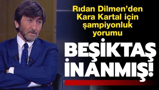 'Beşiktaş şampiyonluğa inanmış'
