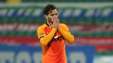 Galatasaray'da derbi sonrası iki sakatlık birden