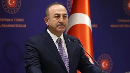 Dışişleri Bakanı Çavuşoğlu, İranlı mevkidaşı ile görüştü