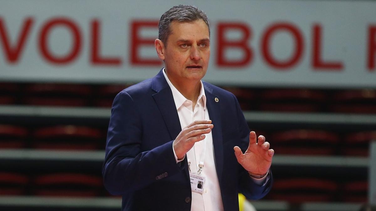 Fenerbahçe Opet, Zoran Terzic ile nikah tazeledi