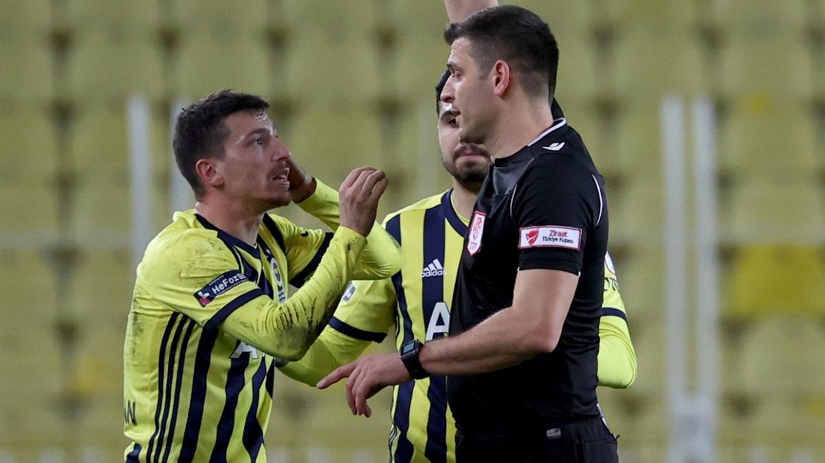 PFDK, Mert Hakan Yandaş'a 1 maç ceza verdi