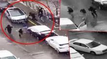 Son Dakika Haberi: Selçuk Özdağ'a saldırı anı kamerada!
