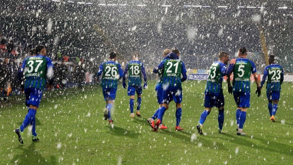 Çaykur Rizespor'dan Gaziantep FK'ya farklı tarife