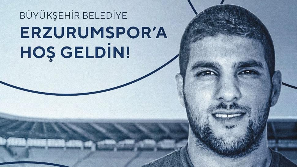 Erzurumspor transferlerine son hız devam ediyor: El Kabir...