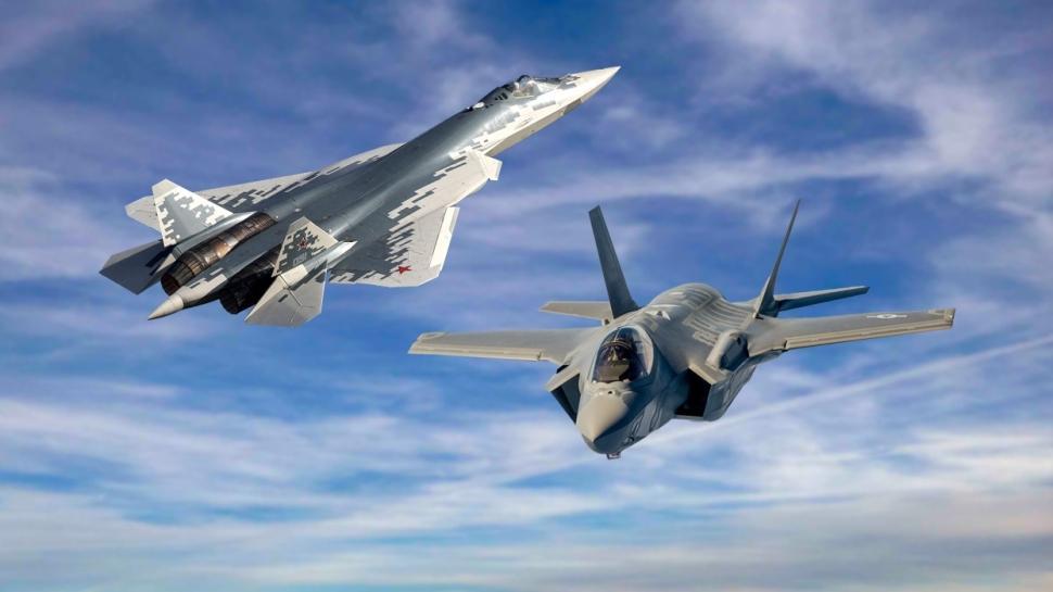 F-35 mi, Su-57 mi? Teke tek savaşı hangisinin kazanacağı açıklandı