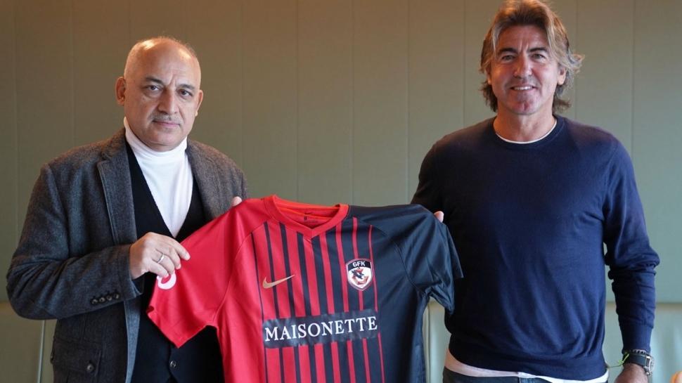 Gaziantep yeni hocasını resmen açıkladı! Ricardo Sa Pinto dönemi...