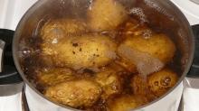 Sabahları aç karnına patates suyunun inanılmaz faydası