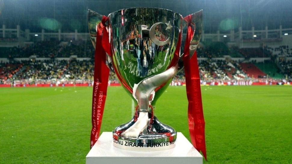 Ziraat Türkiye Kupası'nda çeyrek final programı açıklandı
