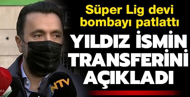 Süper Lig devi, dünyaca ünlü yıldızın transferini resmen açıkladı