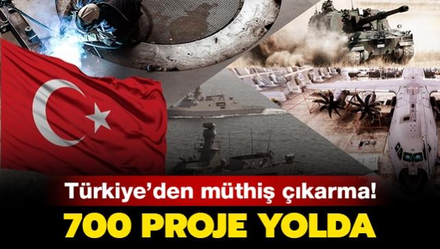 Türkiye'den müthiş çıkarma!