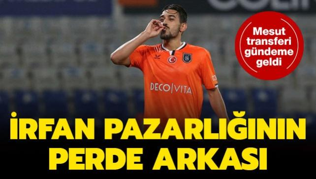 Galatasaray İrfan Can Kahveci'yi istedi! Mesut Özil gerçeği ortaya çıktı...