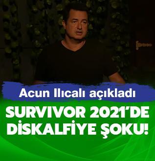 Survivor'da şoke eden diskalifiye kararı!