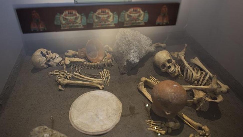 Azteklere ilişkin araştırmada korkunç veriler: Kurban edip yemişler