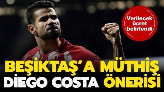 Kartal'a müthiş Diego Costa önerisi