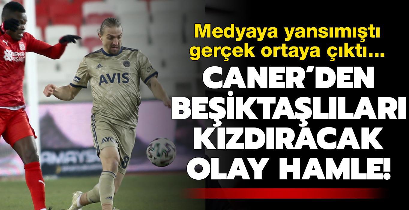 Fener'in yıldızından Beşiktaş'a olay hamle!