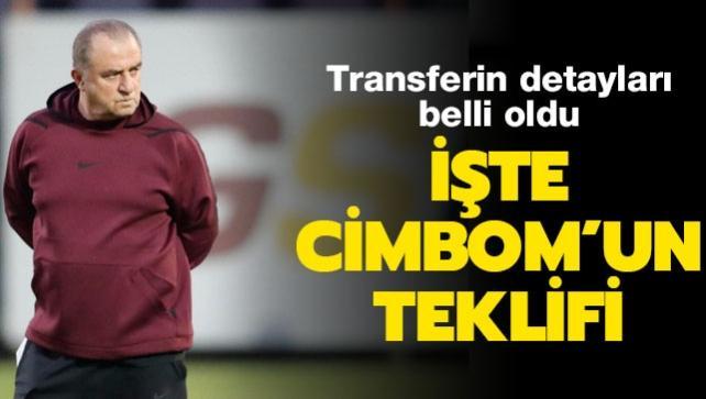 Galatasaray'ın transfer teklifi belli oldu