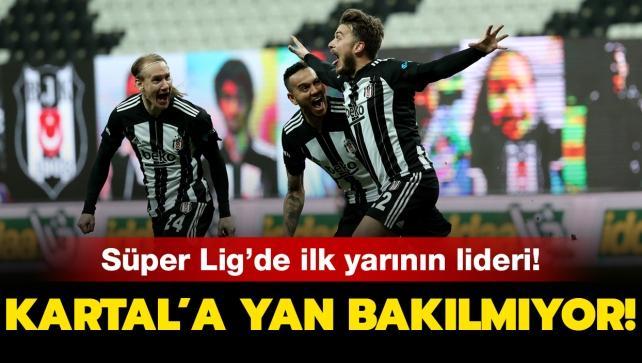 Beşiktaş'a yan bakılmıyor