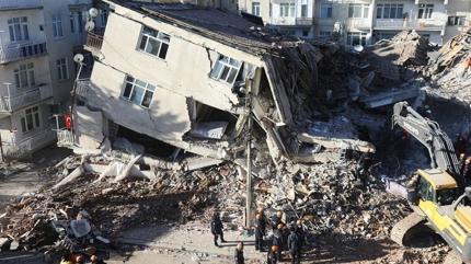Elazığ'da deprem konutları teslim aşamasında