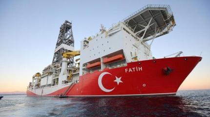Karadeniz'in 'Fatih'i Türkali-2 kuyusuna ulaştı