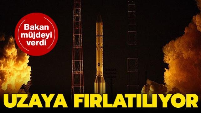 Bakan Karaismailoğlu: 5B uydusunu fırlatacağız