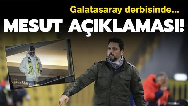 Erol Bulut'tan Mesut Özil açıklaması