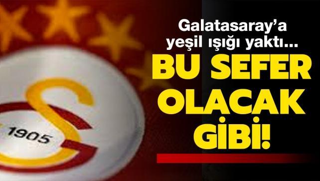 Kaan Ayhan, Galatasaray'a yeşil ışık yaktı!