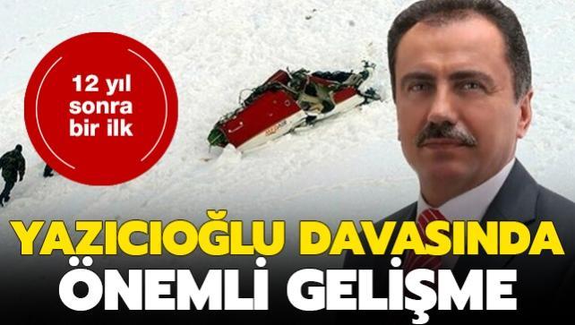 Son dakika haberi: Yazıcıoğlu davasında ilk hapis kararı