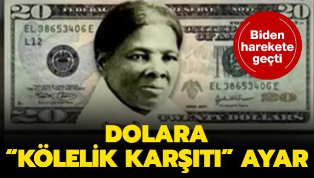 ABD Başkanı Biden harekete geçti: Dolara 'kölelik karşıtı' ayar