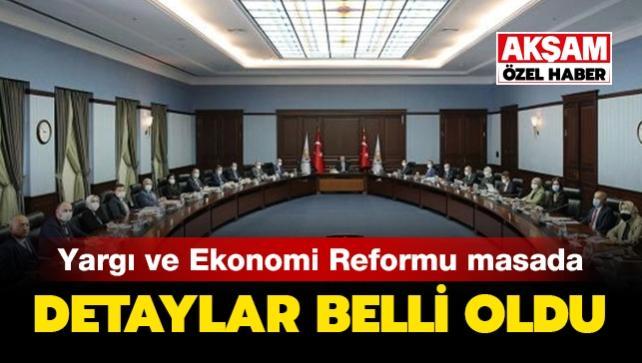 Bakanlardan MYK'da reform sunumu